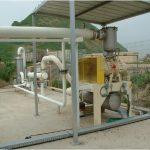 מתקן הפקת גז - חירייה